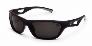 Zeal - Range Black Sunglasses with Polarized lenses in Delta BC