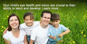 Childrens Eye Appointments & Glasses Ladner BC