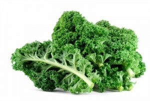 Kale is good for your eyes as it contains lutein and zeaxanthin