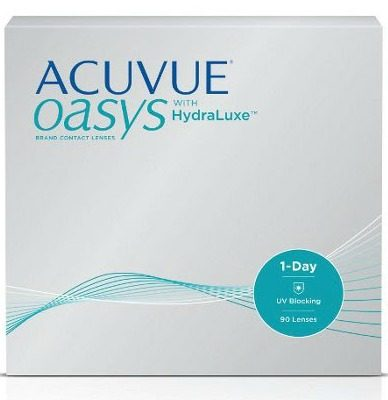 Oasys Hydraluxe Contact Lenses Delta, B.C.