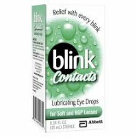 Blink For Contact Lenses