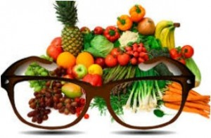 Foods that Keep your eyes Healthy